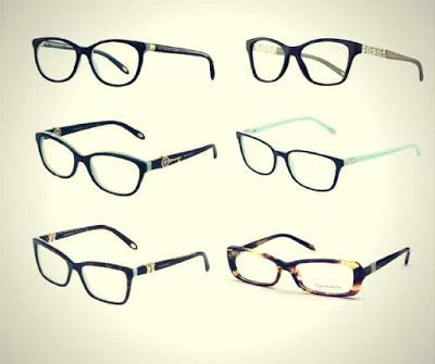 Óculos de Grau Feminino Tiffany & Co
