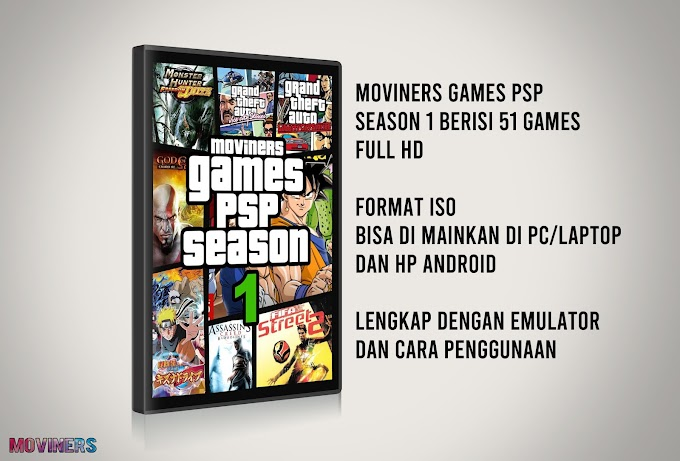 MOVINERS GAMES PSP VOL. 1