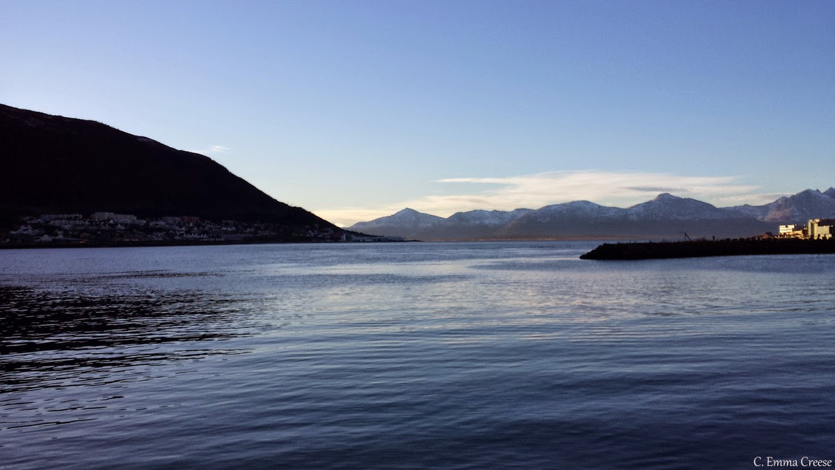Tromso wandering, Norway - Adventures of a London Kiwi