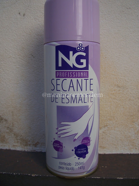 Spray secante de esmaltes