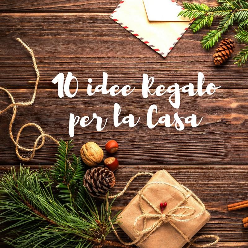 Idee Regalo Natale Genitori.Regali Di Natale Per La Casa