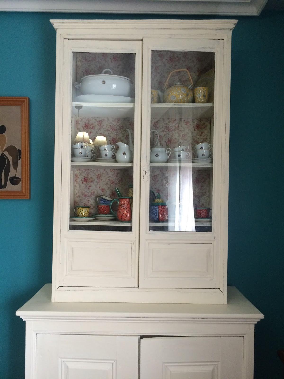 El rinc n de la creaci n restaurando mi viejo mueble - Cambiar el aspecto de un mueble de salon ...