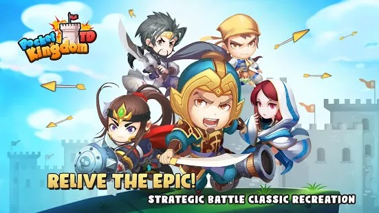Pocket Kingdom TD Apk+Data Free on Android Game Download