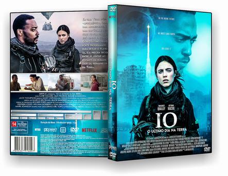 CAPA DVD – IO O ULTIMO DIA NA TERRE 2019-DVD-R