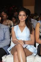 Shanvi Looks super cute in Small Mini Dress at IIFA Utsavam Awards press meet 27th March 2017 85.JPG