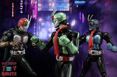S.H. Figuarts Kamen Rider V3 (THE NEXT) 35
