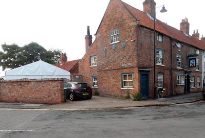The Yarborough Hunt pub, Bridge Street, Brigg, August 2021