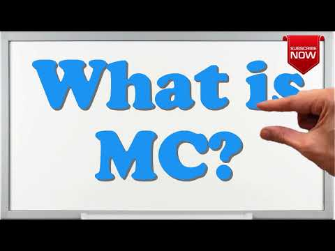 MC Full Form -What is the Full Form of MC ?-Mc full from from rap