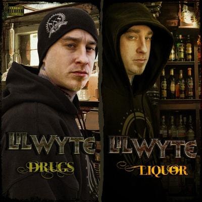 Lil Wyte - Drugs & Liquor (Deluxe) (2019) -  Album Download, Itunes Cover, Official Cover, Album CD Cover Art, Tracklist, 320KBPS, Zip album