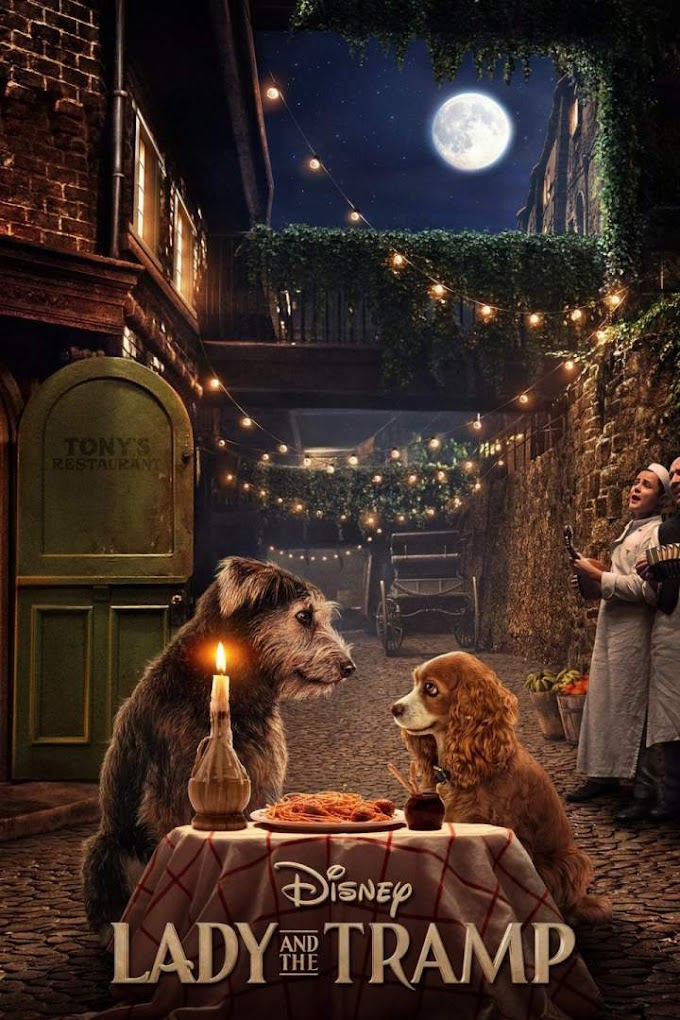 Movie: Lady and the Tramp (2019)