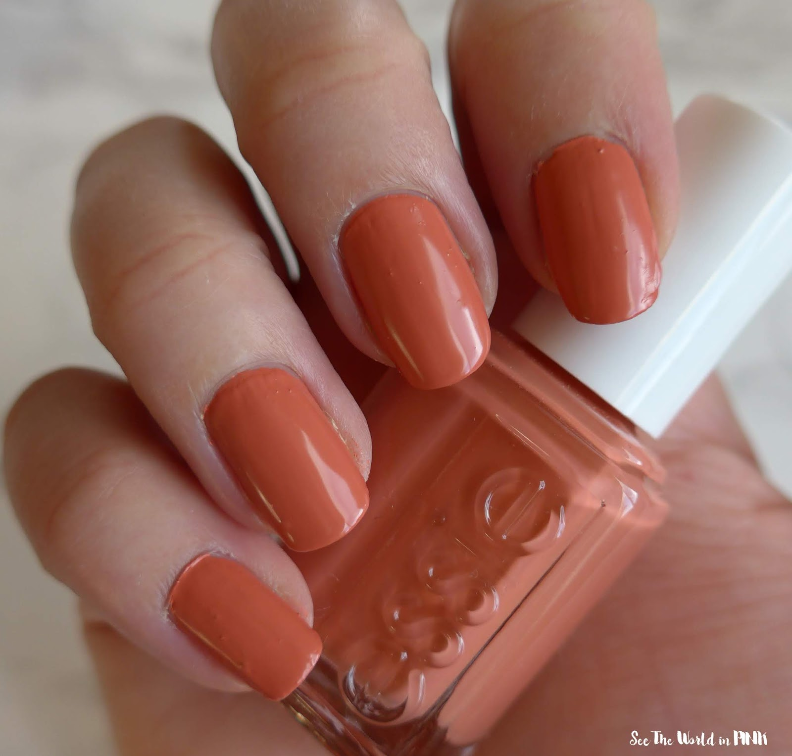 Manicure Monday - Essie Summer 2019 Collection Swatches