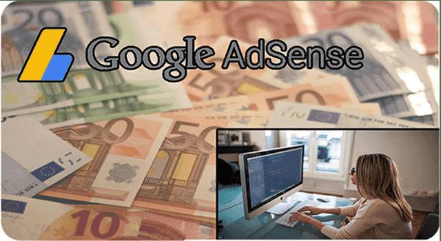 جوجل, أدسنس, العمل, الربح, الانترنت,  المواقع,  اليوتيوب, المال