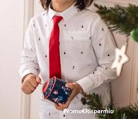 """Concorso Sergent Major """"Natale al castello"""" : vinci gratis 1 completo di Natale per il tuo bambino ( valore max di 100 euro)"""
