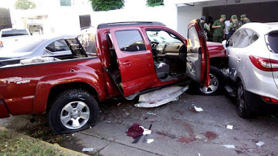 "Culiacan: Mexican Marines shot and killed ""El Phoenix Antrax"" *Graphic Content*"