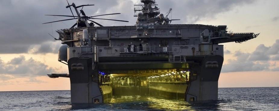 Верф Bollinger отримала контракт на розробку перспективного легкого десантного корабля ВМС США