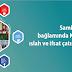 Sâmirî Kıssası Bağlamında Kur'an'da Islah ve İfsat Çatışması -3-