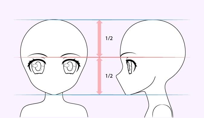 Gambar mata gadis anime lucu