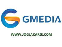 Loker Yogyakarta Web Programmer dan Admin Sales di PT Media Sarana Data (GMedia)