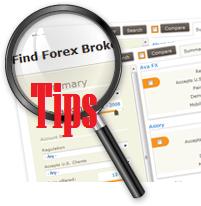 Tips Memilih Broker Forex Terbaik
