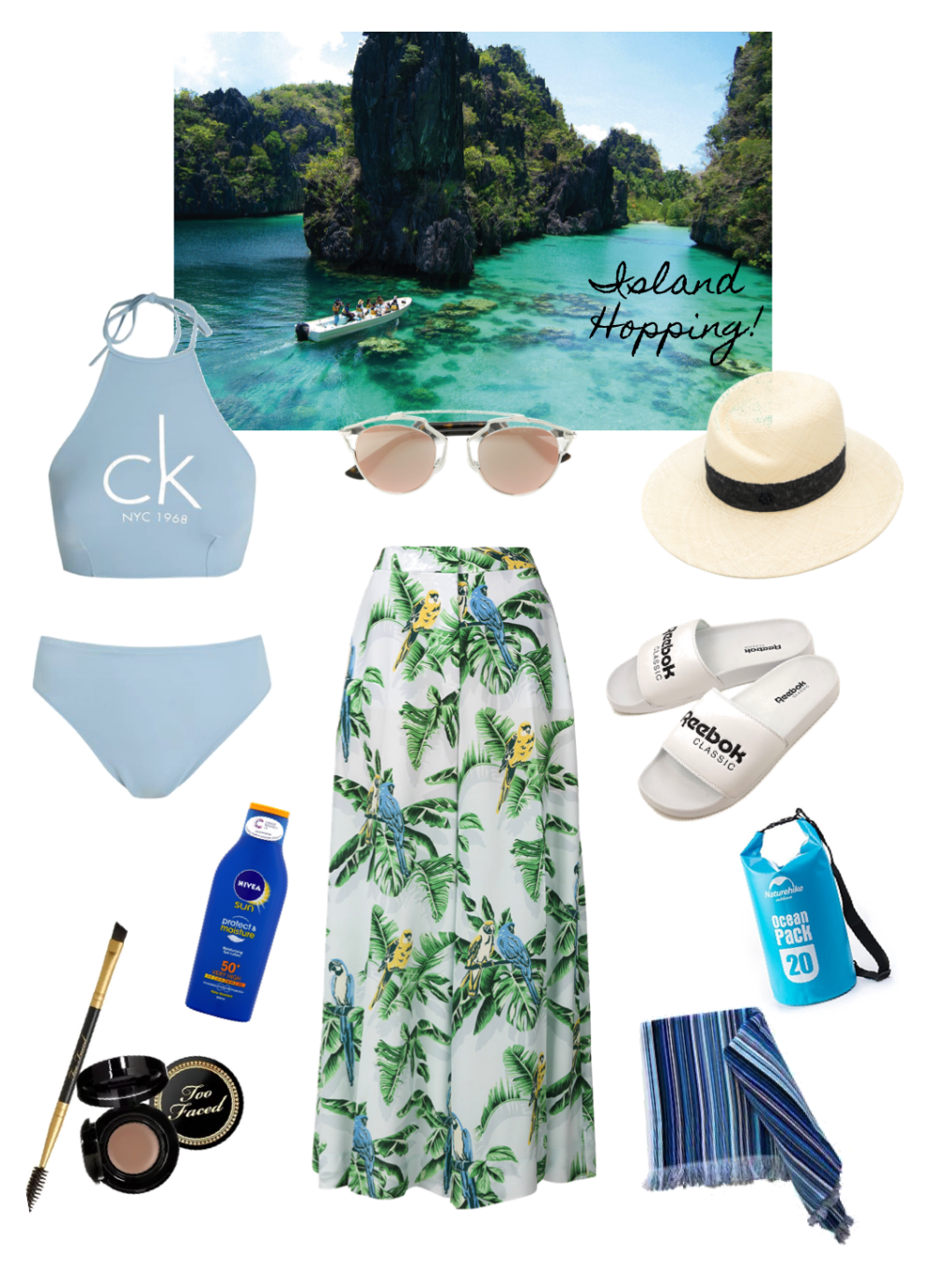 The Holiday Edit: What to Wear to Palawan