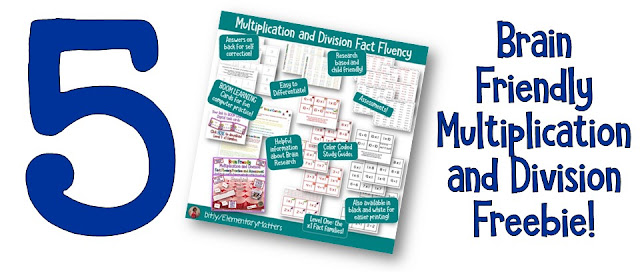 https://www.teacherspayteachers.com/Product/Fact-Fluency-System-Level-One-X1-Fact-Families-4407806?utm_source=Blog%20Post%20back%20to%20school%20freebies&utm_campaign=Mult%20and%20Div%20Fluency%20Freebie#show-price-update