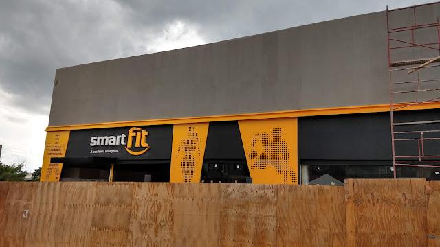Smart Fit Gama quase pronta