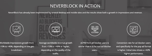 monetize adblock traffic with exoclick neverblock