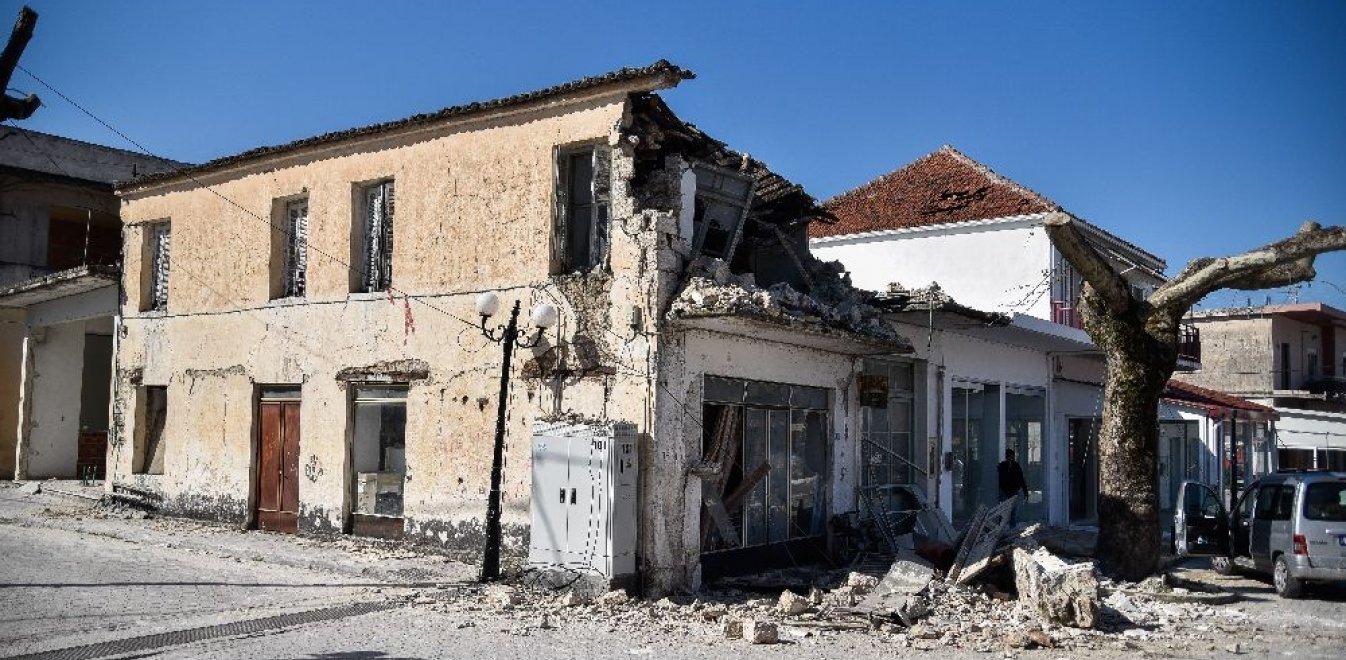Πάργα: Ζητούνται άμεσα 100 κοντέινερ για τους σεισμόπληκτους