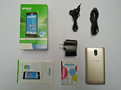 Starmobile Retail Package