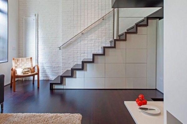 staircase outside house design