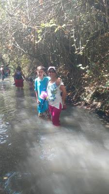 טיול מים - מג'רסה