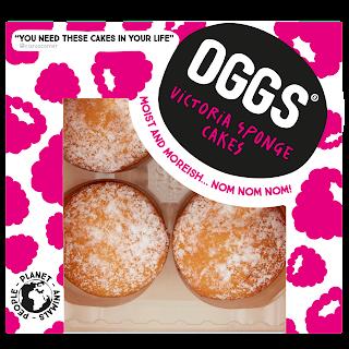 OGGS Victoria Sandwich Cakes