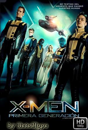 X-Men: Primera Generacion [2011] [Latino-Ingles] HD 1080P  [Google Drive] GloboTV