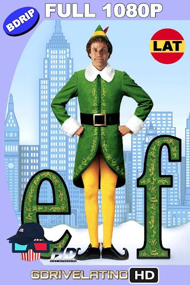 Elf, El Duende (2003) BDRip 1080p Latino-Ingles MKV
