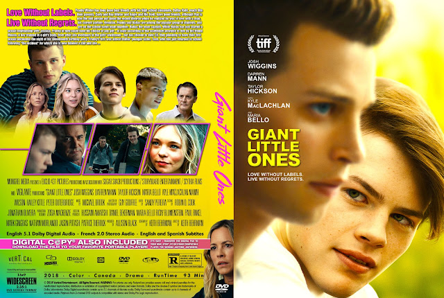 Giant Little Ones DVD Cover