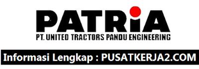 Lowongan Kerja Terbaru D3/S1 Teknik Januari 2020 PT United Tractor Pandu Engineering