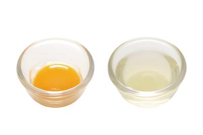 Egg White For Acne