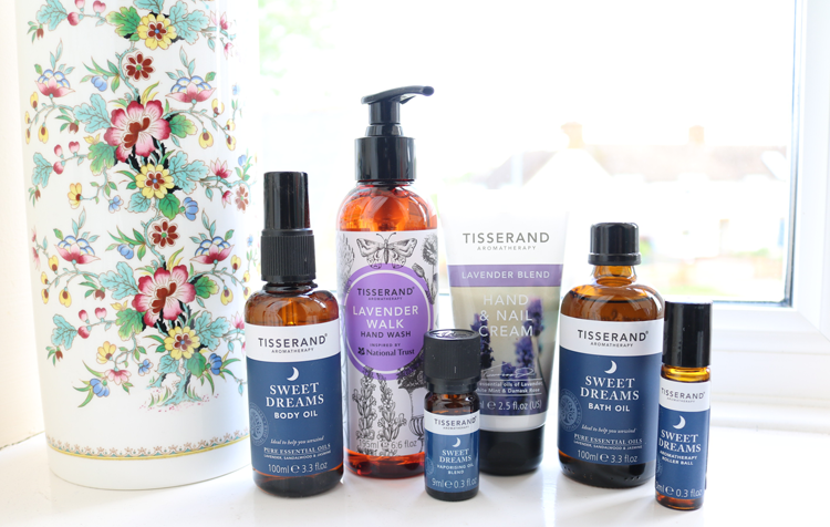 Tisserand's Sweet Dreams / Sleep range review