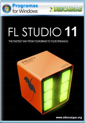 fl studio 11 full portable mega