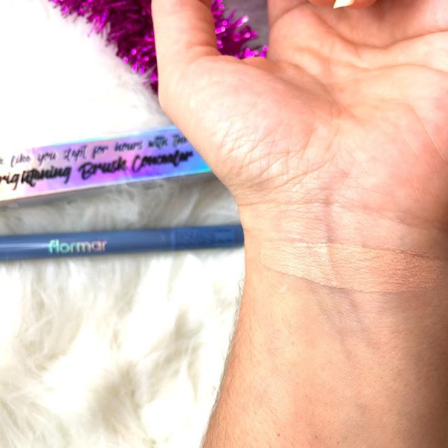 Flormar Brightening Brush Concealer lite it up 3