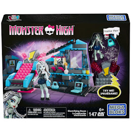MH Electrifying Room Frankie Stein Mega Blocks Figure