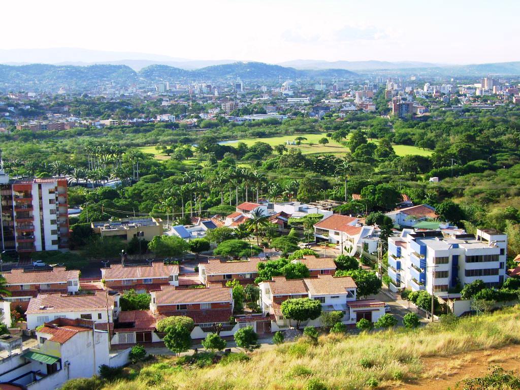 Cúcuta   Cidade da Colômbia