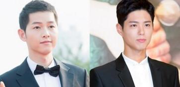 Phim Song Joong Ki muốn một lần trở thành tình địch của Park Bo Gum-2016