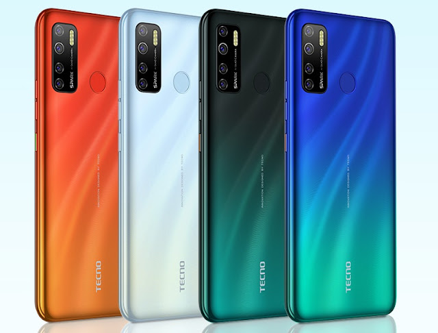 TECNO Spark 5 Pro Launched With 6.6inch HD+, Quad Rear Cameras, 5000mAh Battery & More