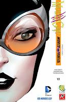 Os Novos 52! Mulher Gato #13 (Opcional)