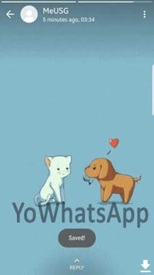 تحميل تطبيق YOWhatsapp