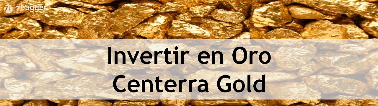 Invertir en minas de oro Centerra Gold