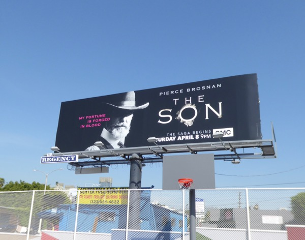 The Son season 1 billboard