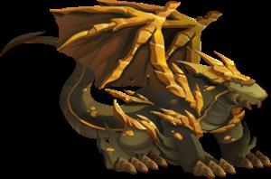 Dragón Colosal