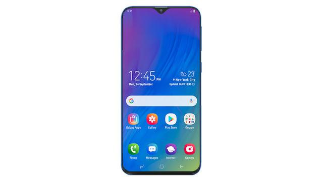 Samsung Galaxy M10 (2GB+16GB)